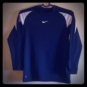 Nike Youth Nike Performance Long Sleeve Shirt